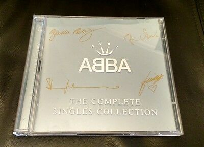 Abba - The Complete Singles Collection 2 CD - MINT • 26.99£
