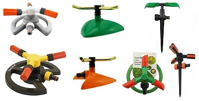 Rotary Lawn Sprinkler Perfect For Small Gardens - Garden Watering  • 5.19£