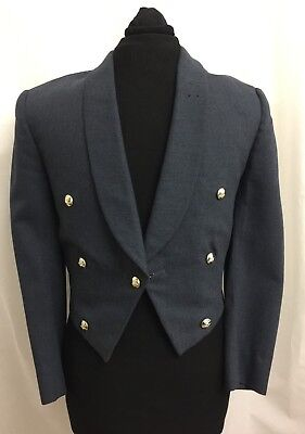 £55 • Buy RAF ROYAL AIR FORCE OFFICERS MESS DRESS JACKET TUNIC - Chest: 36   British