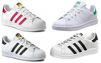 newest e56bb 44f19 Adidas Superstar J C77154 Scarpe Sneakers Donna-bambino a • 58.90€