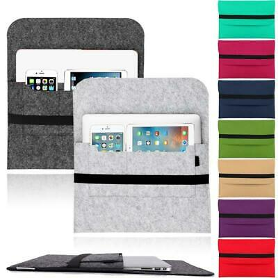 For Apple Macbook Air/Pro/Retina IPad Laptop Notebook Felt Sleeve Pouch Case Bag • 4.99£
