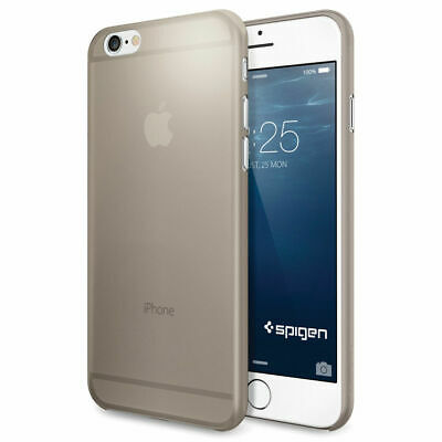 AU4.95 • Buy Genuine Spigen Air Skin Ultra Slim Thin Cover Case IPhone 6 6s 6 Plus 6s Plus