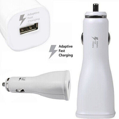 $ CDN5.64 • Buy Fast Rapid Car Charger For Samsung Galaxy S6 S7 S8 S9 10 Plus Note 8 Note 9