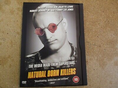 Natural Born Killers (DVD, 2001) • 6£
