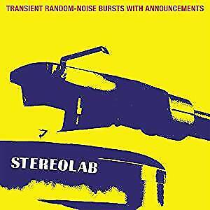 Stereolab - Transient Random-Noise Bursts With Announcements -  (NEW 3 VINYL LP) • 30.44£