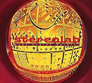 Stereolab - Mars Audiac Quintet - Reissue (NEW 2CD) • 13.38£