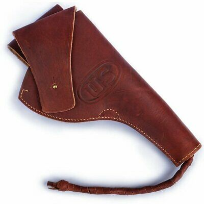 $43.97 • Buy Outdoors Military Ww2 U.s. M1917 Holster Brown Genuine Leather