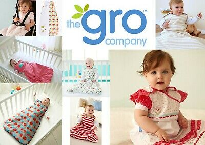 AU29.95 • Buy Grobag Baby Girl Boy 0-6 Months Sleeping Bags Tog 1.0 CLEARANCE SALE All $29.95!