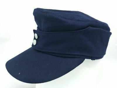 $21.45 • Buy Size M Wwii German Air Force Wh M43 Panzer Blue Wool Field Cap Military Hat