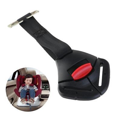 Baby Car Safety Seat Clip Fixed Lock Buckle Safe Belt Strap Harness Chest YG • 5.49£