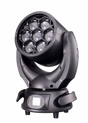 £512.09 • Buy ALCATECH QWASH 740 LED WASH MOVING HEAD 7x40 W 4in1 RGBW ZOOM