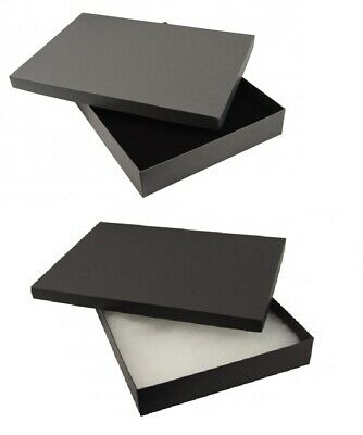 Plain Card Large Necklace Sets Tiara Earrings Universal Jewellery Display Boxes • 6.59£
