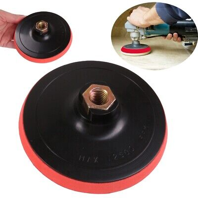HOOK & LOOP BACKING PAD Angle Grinder Sander Polisher Disc M14 X 2 Female Thread • 6.59£