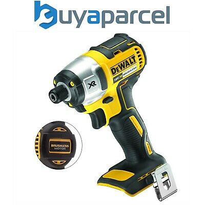 View Details Dewalt DCF886N 18V XR Li-Ion Cordless Brushless Impact Driver 3 LED- Bare Tool • 79.00£