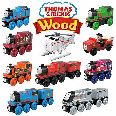 Fisher-Price Thomas & Friends Wood Engines *CHOOSE YOUR FAVOURITE* • 9.99£