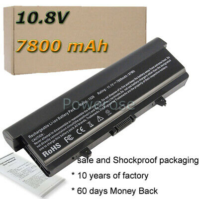 9 Cell Laptop Battery For Dell Inspiron 1525 1526 1545 1546 GW240 PP29L PP41L • 18.90£