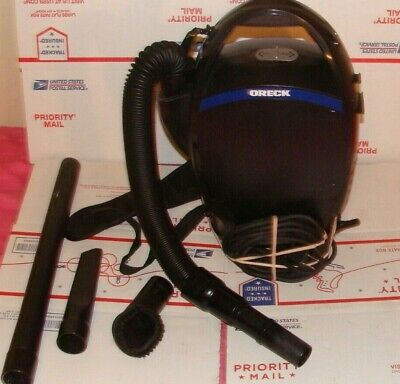Oreck Ultimate Canister Bagged Handheld Vacuum Cleaner CC1600 Pic UP LONG ISLAND • 36$