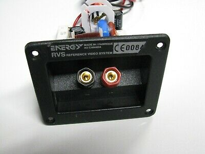 $ CDN20.62 • Buy Energy Rvs  2-way Crossover/ Input Plate