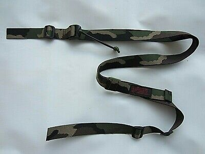 $ CDN46.54 • Buy PMT M81 Woodland Camo Two Point Rifle Sling - Great For Aero Precision Kit LBT