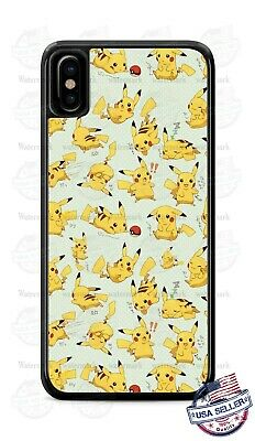 $18.95 • Buy Pokemon Species Eevee Collage Phone Case Cover For IPhone Samsung LG Google