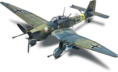 $16.99 • Buy Revell Monogram 5270 Stuka Ju 87G-1  1/48th Plastic Model Kit