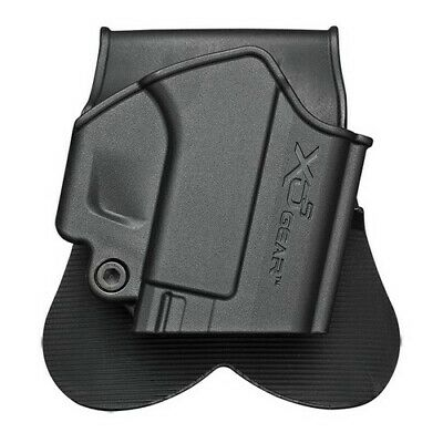 $25.31 • Buy Springfield Armory XDS4500H Black XD-S 9mm/45 ACP Tactical CCW Paddle Holster