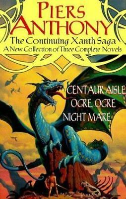 Piers Anthony: The Continuing Xanth Saga (Xanth Novels) By Piers Anthony • 3.74$