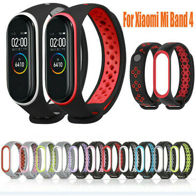 $2.61 • Buy For Xiaomi Mi Band 4 Bracelet Watch Band WristBand Strap Fitness Replacement