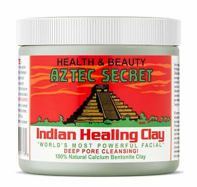AU25.14 • Buy AZTEC SECRET INDIAN Healing Clay Deep Pore Cleansing Natural Face Care 1 Pound