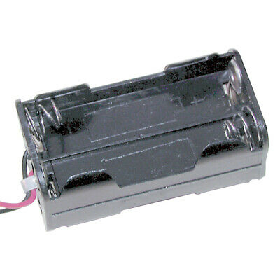 AU9.79 • Buy 4 X AA SQUARE Battery Holder