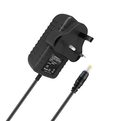 Uk Plug Ac Power Supply Adapter Charger For Archos Arnova 10d G3 Android Tablet • 4.18£