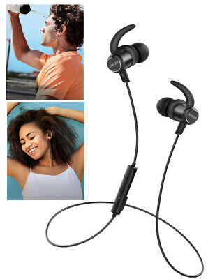 AU66.08 • Buy Wireless Headphones,Soundbuds SlimBluetooth 4.1 Lightweight Stereo Earbuds GIFTS