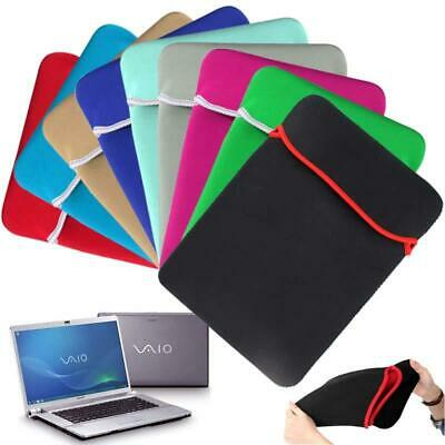 £3.49 • Buy For 10  To 15  Sony VAIO Notebook Laptop Soft Neoprene Sleeve Case Cover Bag