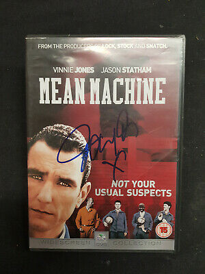£14.99 • Buy DANNY DYER - Signed DVD - FILM - MEAN MACHINE
