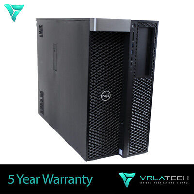 $ CDN3499.82 • Buy Build Your Own Dell T7920 Workstation Silver 4110 8 Core 2.10 GHz Win10 Pro