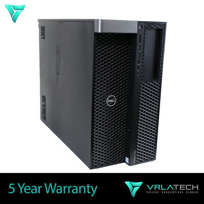 $ CDN3469.16 • Buy Build Your Own Dell T7920 Workstation Silver 4110 8 Core 2.10 GHz Win10 Pro