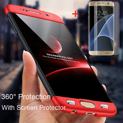 $ CDN5.86 • Buy Shockproof Cover Case+Screen Protector For Samsung Galaxy Note10/8/9/S10/7/8/9