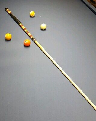 AU36.25 • Buy Abstract Art Erotic Lady Design 2-piece Quality Amercian 9-ball Pool Cue NEW