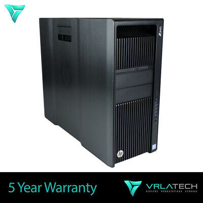 $ CDN9664.18 • Buy Build Your Own HP Z840 Workstation 2x E5-2687W V4 12 Core 3.00 GHz Win10 Pro