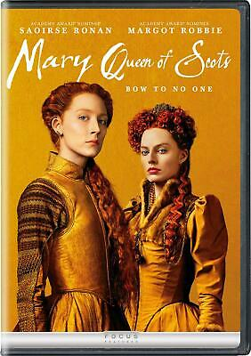 $9 • Buy Mary Queen Of Scots (DVD, 2019)
