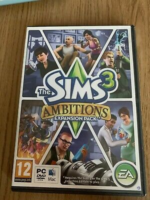 £12 • Buy The Sims 3: Ambitions (PC: Mac)