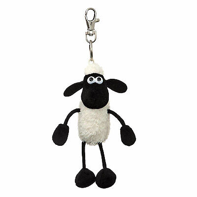 Shaun The Sheep Plush Keyclip *BRAND NEW* • 7.99£