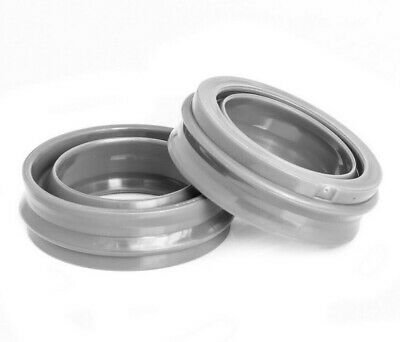 EU Pneumatic Rod / Piston Seals For Cylinder - Seal And Wiper / Dust/ Scraper • 6.39£