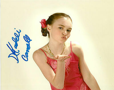 $ CDN77.99 • Buy Madeline Carroll Autographed Signed 8x10 Photo COA