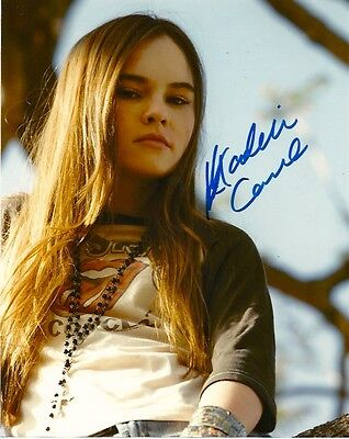 $ CDN74.99 • Buy Madeline Carroll Autographed Signed 8x10 Photo COA