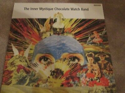 Chocolate Watchband - The Inner Mystique - New • 19.99£