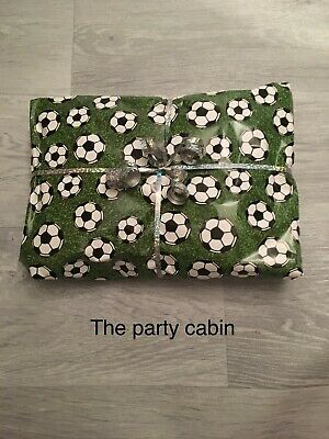 £9.49 • Buy Football Birthday Pass The Parcel Boysready Made 8/10/12/14/16 Layer+main Prize