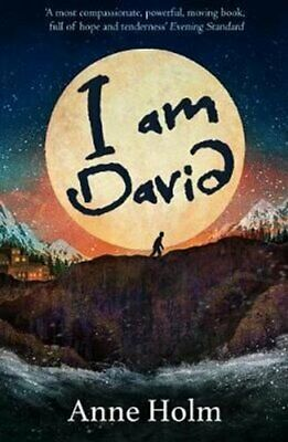 I Am David By Anne Holm 9781405288736   Brand New   Free UK Shipping • 6.16£