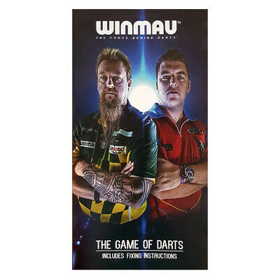 £2.95 • Buy Winmau The Game Of Darts Book, Explains 501 & Other Darts Games