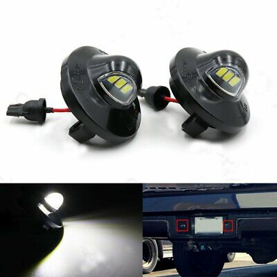 $9.67 • Buy LED License Plate Lights For Ford F150 Expedition Explorer Ranger Lincoln Pair